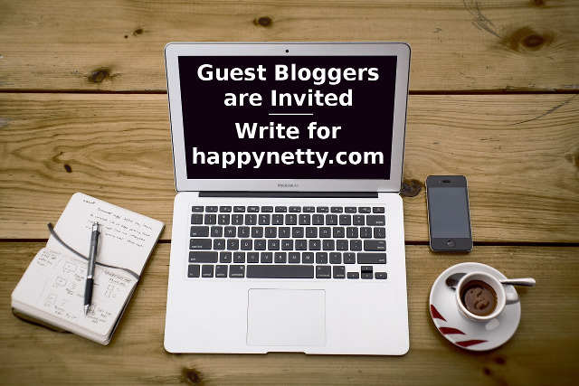 Guidelines for Guest Posting on HappyNetty
