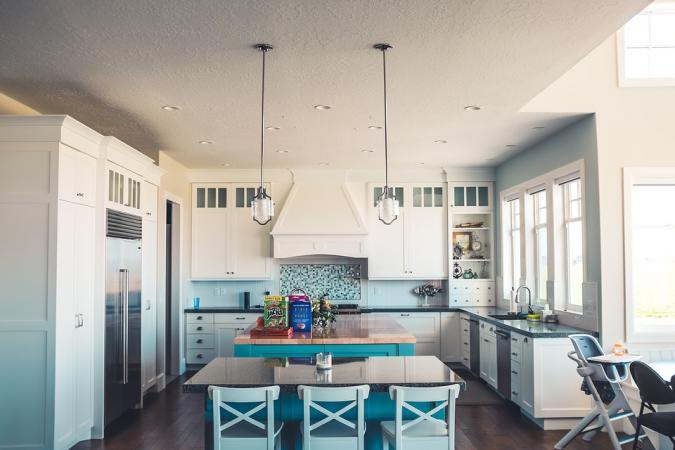 Interior Design Kitchen - 5 Home Upgrade Projects to Start This Year