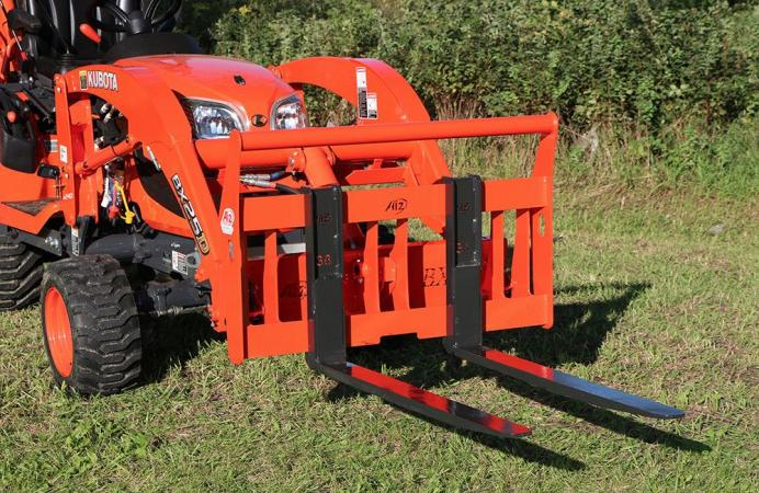 4 Best Kubota Attachments You Should Know About!