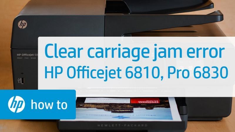 fix printer error HP oxc19a0020