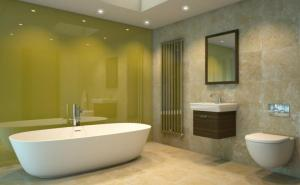 Bathroom Wall Panels - Remodel your Bathroom with High Gloss Acrylic Wall Panels