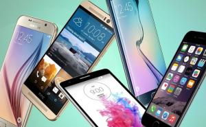 Bestselling Mobile Phones