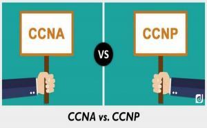 CCNP vs CCNA