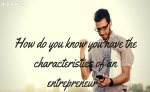 What Makes a Successful Entrepreneur in a Business?