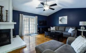Top Paint Colours for the Living Room