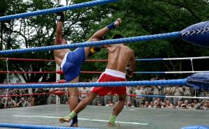 SuWit Muay Thai Boxing in Thailand for Your Health Program