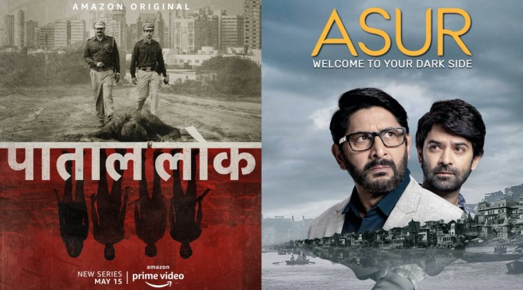 Most Popular Web Series of India So Far in 2020